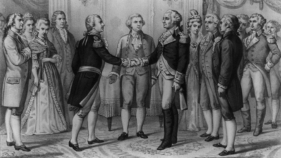 Washington Lafayette